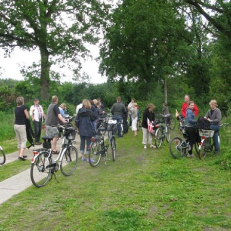 CDU Fahrradtour am 21.Juni 2009