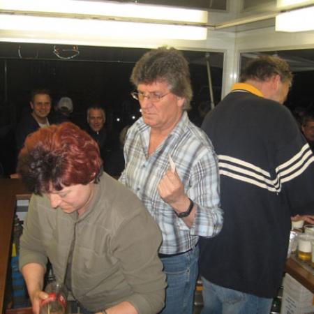 CDU - Maifeuer am 30. April 2008