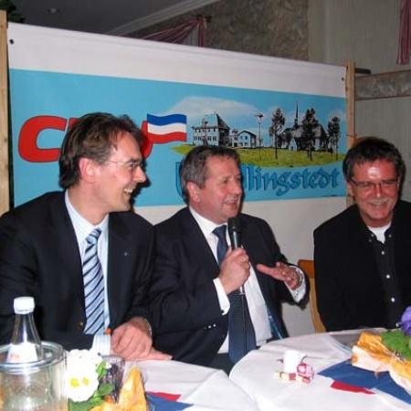 Gastronom Hans-Jörn Arp berichtet Unterhaltsames vom Wacken-Open-Air