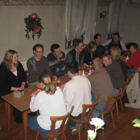 Einwohner - Workshop vom 14. Februar 2008
